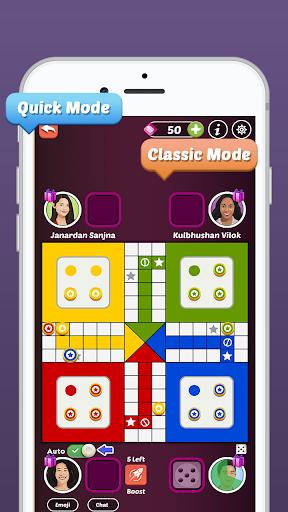 Ludo Express : Online Ludo Game, Ludo Offline 2021 स्क्रीनशॉट 4