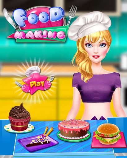 Cooking Recipes - in The Kids Kitchen 1 تصوير الشاشة
