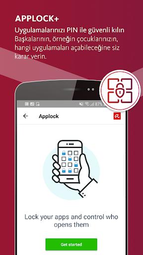 Avira Security 2021 - Antivirüs ve Mobil Güvenlik screenshot 5