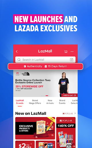 Lazada Singapore - Online Shopping App screenshot 13