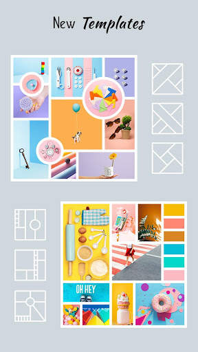 Photo collage, Photo frame screenshot 12