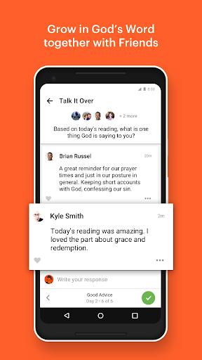 The Bible App Free   Audio, Offline, Daily Study screenshot 5