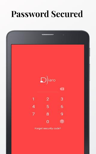 Diaro - Diary, Journal, Mood Tracker with Lock screenshot 13