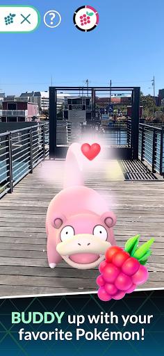 Pokémon GO 6 تصوير الشاشة