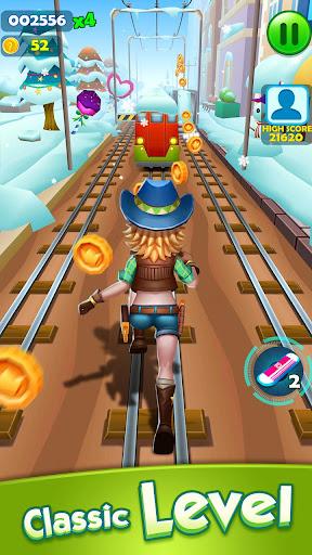 Subway Princess Runner screenshot 21