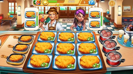 Cooking City: chef, restaurant & cooking games 2 تصوير الشاشة