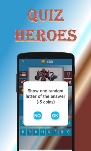 Quiz Legends. Guess the Hero 5 تصوير الشاشة