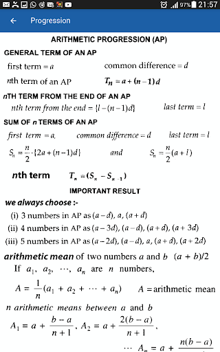 Math Formula for 11th 12th screenshot 6