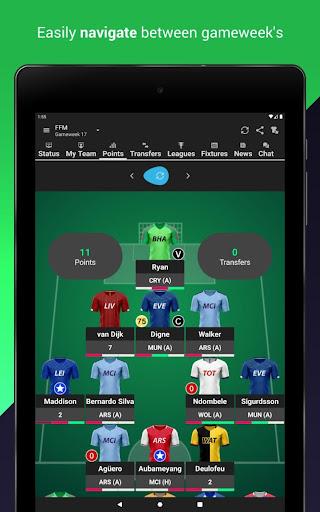 (FPL) Fantasy Football Manager for Premier League screenshot 13