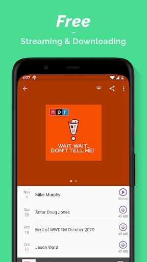 Podcast Player screenshot 4