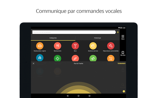 Yandex.Navi - Île-de-France screenshot 9