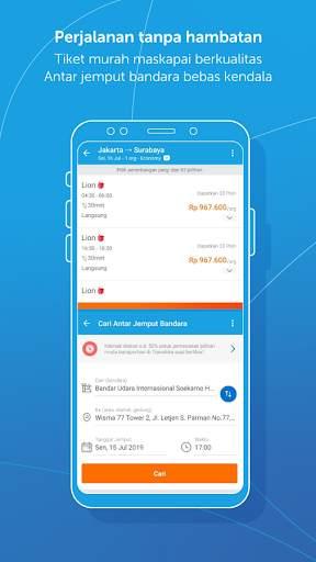 Traveloka: Booking Tiket, Hotel, Wisata & Kuliner screenshot 4