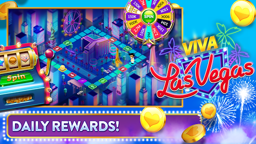 Slots: Heart of Vegas™ – Free Casino Slots Games 4 تصوير الشاشة
