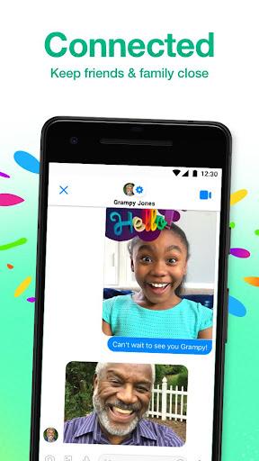 Messenger Kids – The Messaging App for Kids screenshot 4