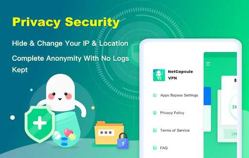 NetCapsule VPN | Free VPN Proxy, Fast VPN, Unblock screenshot 10