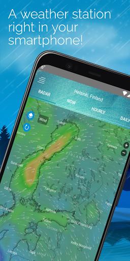 Weather Radar App—Weather Live Maps, Storm Tracker screenshot 1