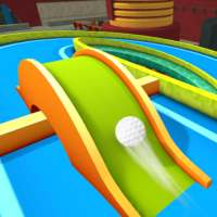 Mini Golf 3D City Stars Arcade - Multiplayer Rival on 9Apps