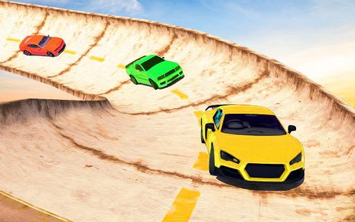 Mega Ramp Car Simulator Game- New Car Racing Games screenshot 4