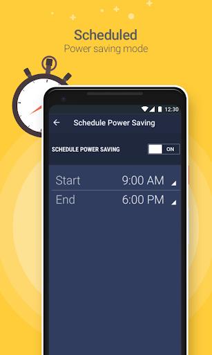 Battery Saver - Bataria Energy Saver 3 تصوير الشاشة