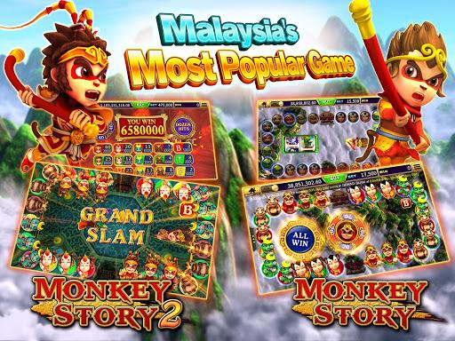 JinJinJin - Monkey Story、FishingGame、God Of Wealth 10 تصوير الشاشة
