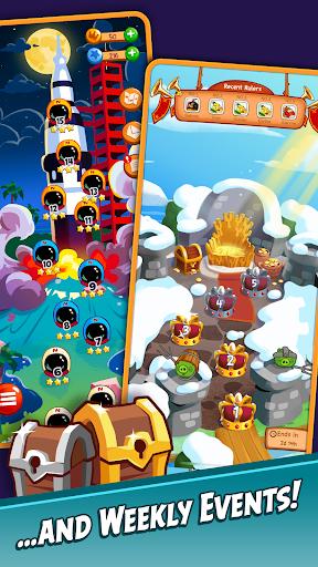 Angry Birds Blast screenshot 4