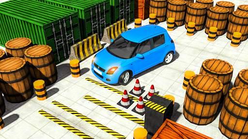Advance Car Parking Game: Car Driver Simulator screenshot 3