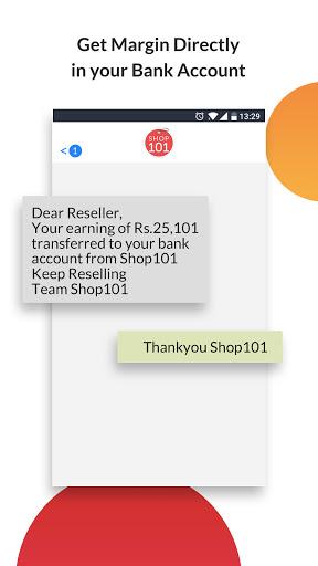 Shop101: Resell, Work From Home, Make Money App 4 تصوير الشاشة