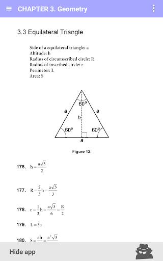 1300 All Maths Formulas Mega Pack screenshot 4