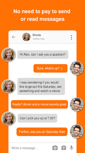 Neenbo - Meet New People. Date & Make Friends 3 تصوير الشاشة