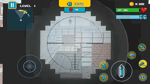American Block Sniper Survival screenshot 4
