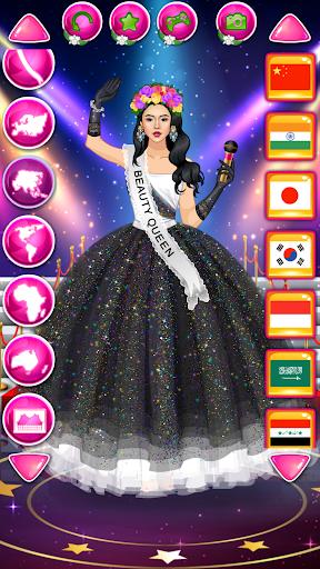 Beauty Queen Dress Up - Star Girl Fashion screenshot 5