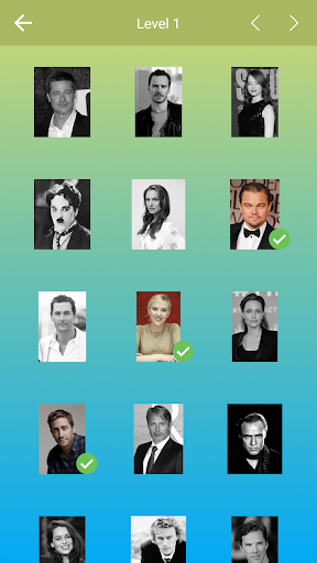 Guess Famous People — Quiz and Game 3 تصوير الشاشة