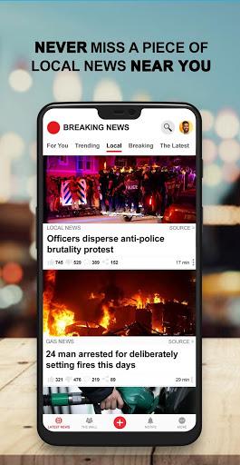 US Breaking News: Latest Local News & Breaking screenshot 2