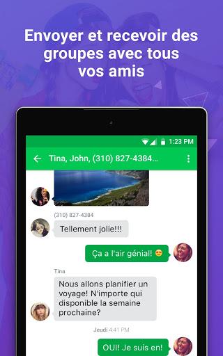Nextplus SMS Gratuits   Appels screenshot 18