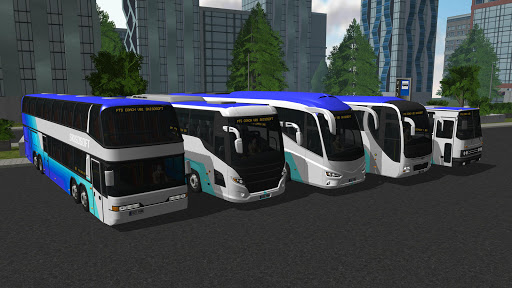 Public Transport Simulator - Coach screenshot 1
