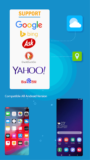 UC Mini Browser TURBO screenshot 2