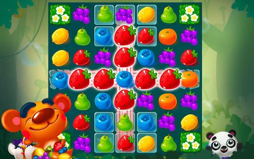 Sweet Fruit Candy 9 تصوير الشاشة