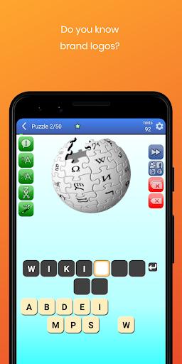 Picture Quiz: Logos 1 تصوير الشاشة