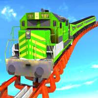Roller Coaster Train Simulator 2021 – Theme Park on APKTom