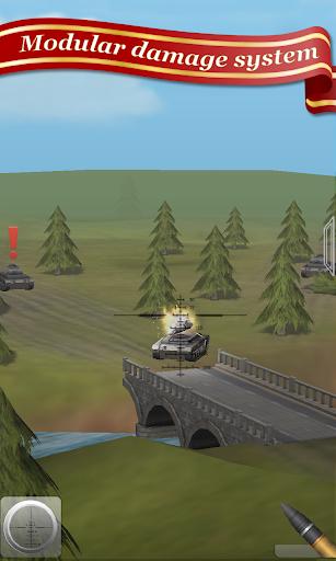 Artillery Guns Arena sniper Defend & Destroy Tanks 2 تصوير الشاشة