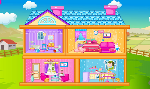 Doll House Decoration screenshot 8