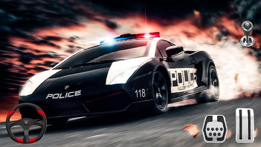 New Game Police Car Parking Games - Car Games 2020 screenshot 3