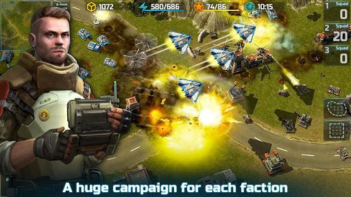 Art of War 3: PvP RTS modern warfare strategy game screenshot 6