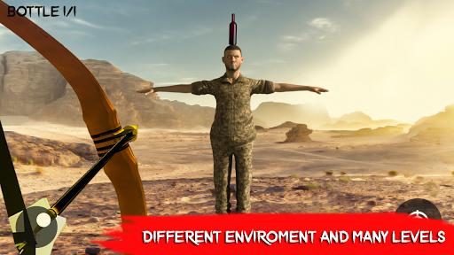 Archery Bottle Shooting 3D Game 2020 screenshot 3