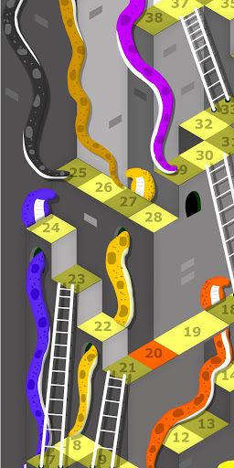 Mega Snakes and Ladder Battle Saga board game 2019 screenshot 4