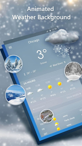 Weather Forecast App screenshot 3