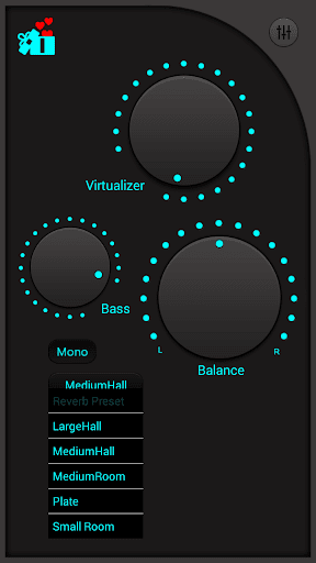 Bass Booster screenshot 3