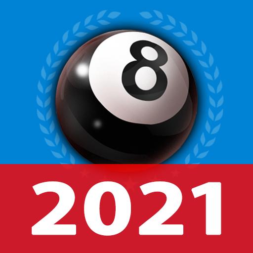 8 ball billiards Offline / Online pool free game icon