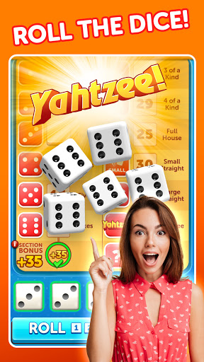 YAHTZEE® With Buddies Dice Game screenshot 1