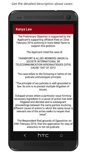 Kenya Law screenshot 3